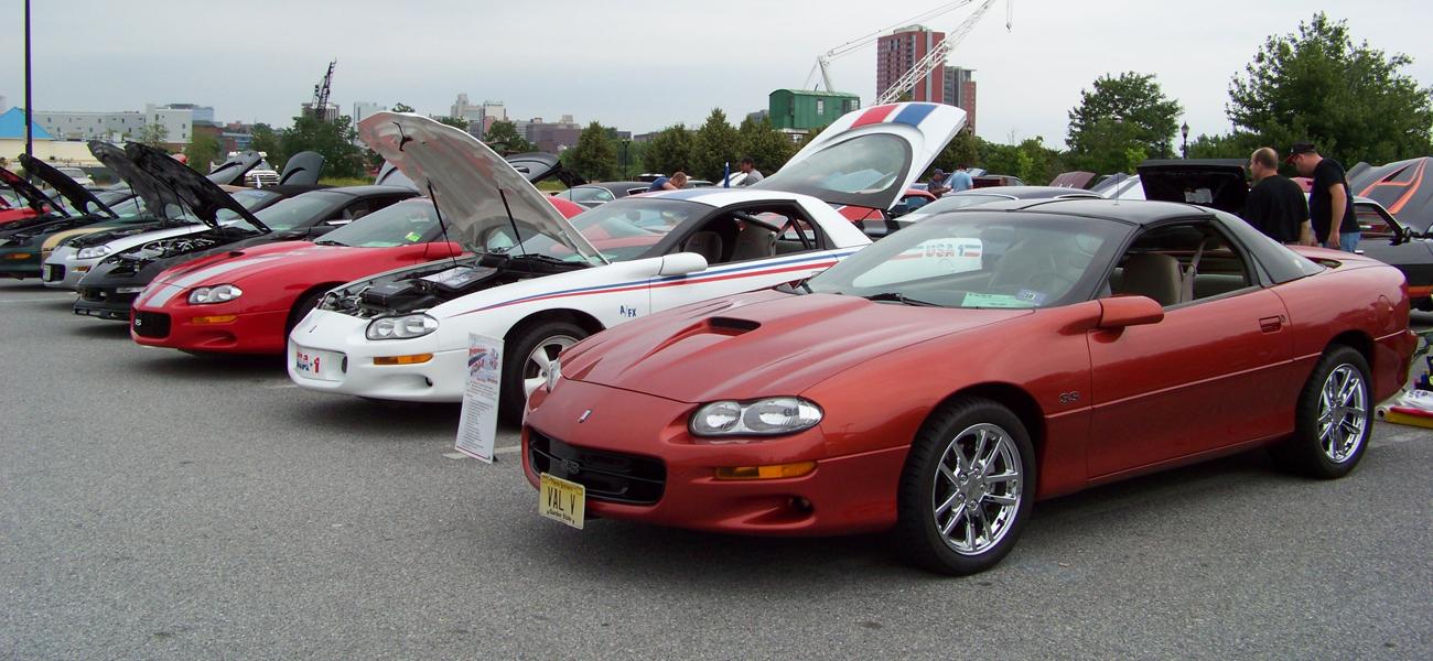 Delaware Valley Camaro Club